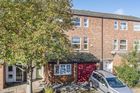 Ewart Road Forest Hill SE23. 4 bedroom town house for sale
