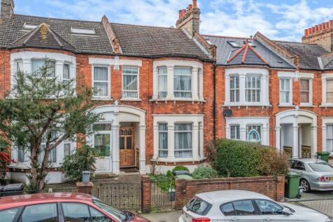 Carholme Road London SE23. 3 bedroom terraced house for sale
