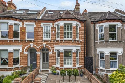Alexandra Road London SE26. 6 bedroom semi-detached house for sale