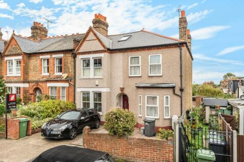 Niederwald Road London SE26. 3 bedroom terraced house for sale