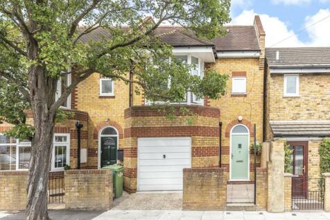 Jennings Road East Dulwich SE22. 2 bedroom terraced house