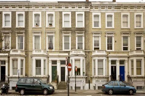 Finborough Road, South Kensington. 2 bedroom flat