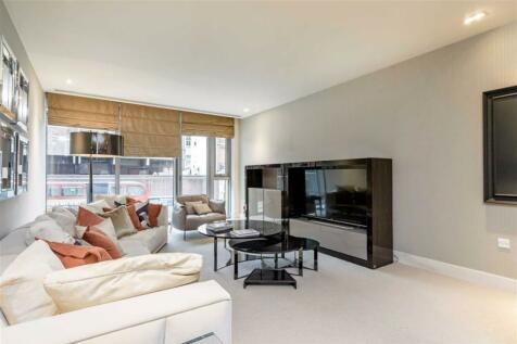 Knightsbridge, South Kensington. 2 bedroom flat