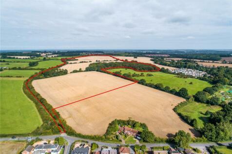 Caddington, Luton, Bedfordshire. Land for sale