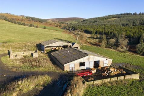 Torphins, Banchory, Aberdeenshire. Land for sale