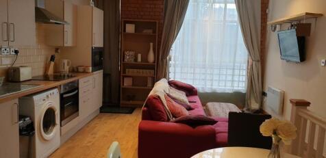 Wimbledon Street, LEICESTER. 3 bedroom apartment