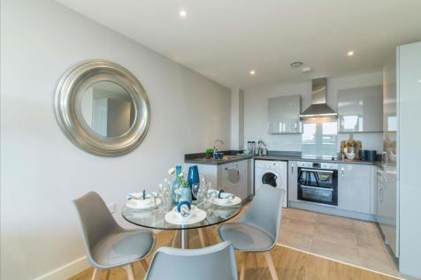 New Walk, LEICESTER. 2 bedroom apartment