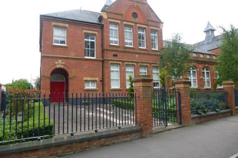 The Old School, Euclid Street, Swindon. 2 bedroom flat