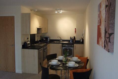 Wellington Street, SWINDON. 1 bedroom apartment