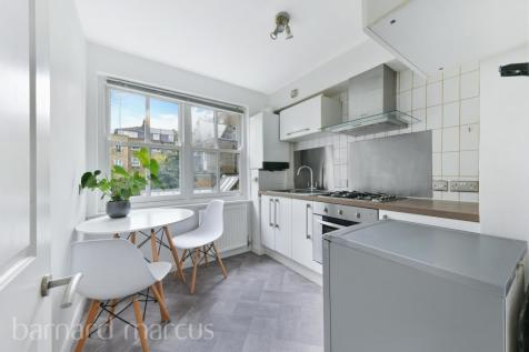 Finborough Road, SW10. 1 bedroom apartment