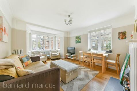 Old Brompton Road, SW5. 2 bedroom apartment