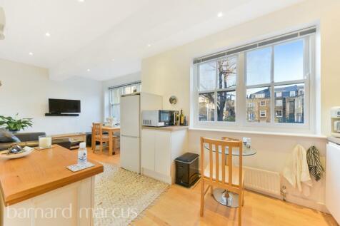 Finborough Road, London. 1 bedroom apartment