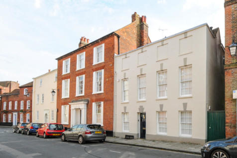 West Pallant, Chichester. 5 bedroom town house