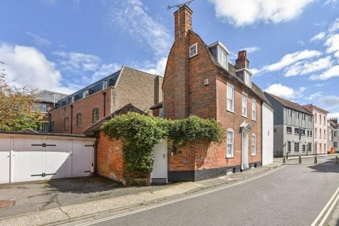 Little London, Chichester. 2 bedroom semi-detached house for sale