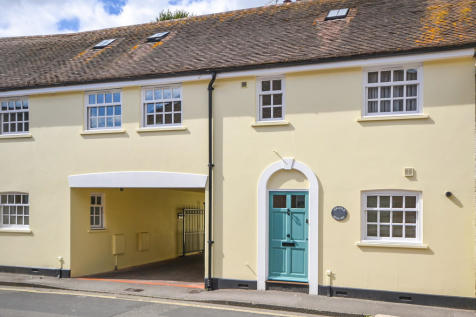 East Pallant, Chichester. 3 bedroom terraced house