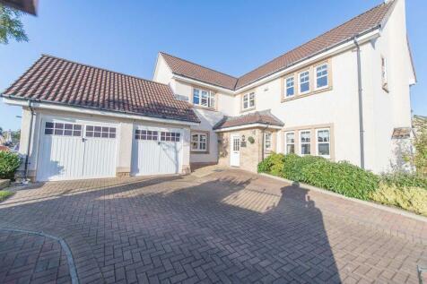 Bruce Street, Bathgate, EH48 2SZ. 5 bedroom detached house for sale