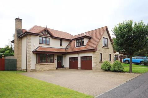2 Silverbirch Glade, Adambrae, Livingston EH54 9JS. 4 bedroom detached house