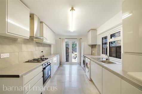 Edridge Road, Croydon. 2 bedroom terraced house