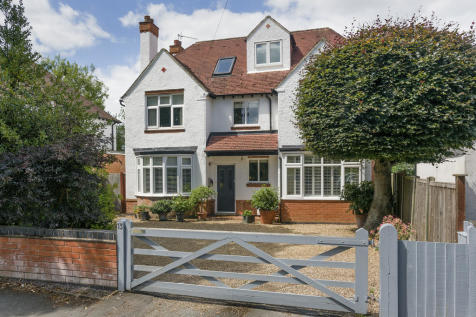 Manor Road, Stratford-upon-Avon. 6 bedroom detached house for sale