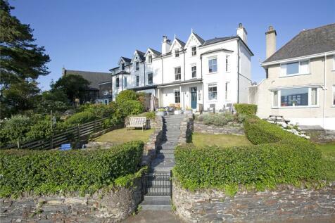 Borth Y Gest, Porthmadog, Gwynedd, LL49. 5 bedroom semi-detached house for sale