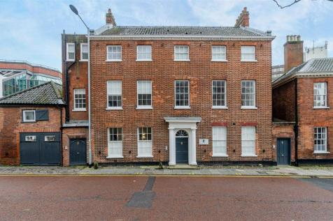 All Saints Green, Norwich. 2 bedroom apartment for sale