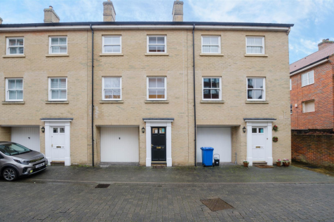 City Centre, NR1. 4 bedroom town house for sale