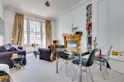 Finborough Road, Chelsea, London, SW10. 1 bedroom flat