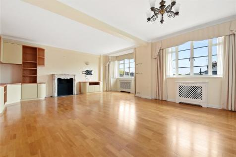 Cottesmore Court, Stanford Road, London, W8. 2 bedroom flat