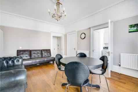 Vicarage Gardens, Kensington, London, W8. 1 bedroom flat