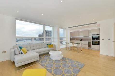 Holland Park Avenue, Holland Park. 2 bedroom penthouse