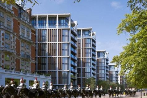 One Hyde Park, Knightsbridge. 3 bedroom apartment