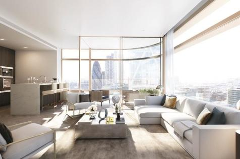 Principal Tower, Shoreditch. 3 bedroom penthouse for sale