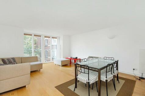 Larch Court, Admiral Walk, Maida Vale, London, W9. 2 bedroom flat