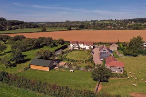 Bodenham, Hereford. 4 bedroom character property for sale