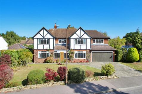 Knowsley Way, Hildenborough. 5 bedroom detached house for sale