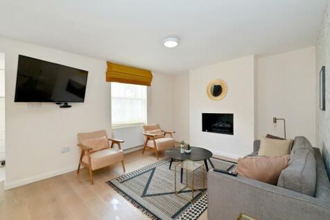 Milner Street, London, SW3. 1 bedroom flat