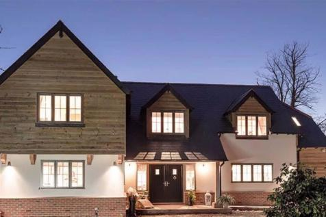 Nantwich, Cheshire. 5 bedroom detached house for sale