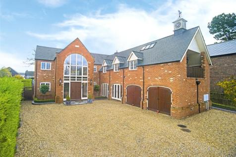 Craves Lane, Little Harrowden. 4 bedroom detached house for sale