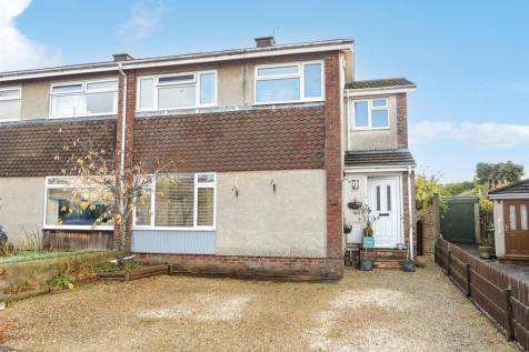 St. Helens Drive, Wick, Bristol. 4 bedroom semi-detached house for sale