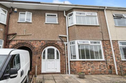 Hulse Road, Brislington, Bristol. 3 bedroom terraced house