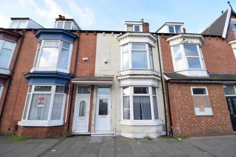 Parliament Road, Middlesbrough, TS1 4JP. 2 bedroom terraced house