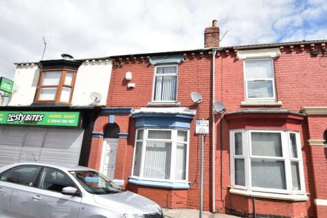 Waterloo Road, Middlesbrough, TS1 3JA. 3 bedroom terraced house