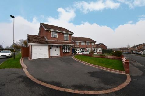 Bach Mill Drive, Hall Green. 3 bedroom detached house for sale