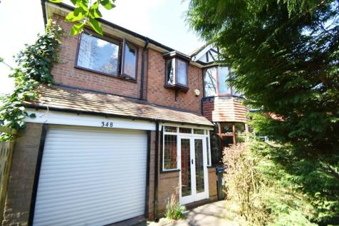 Sarehole Road, Hall Green. 5 bedroom semi-detached house for sale