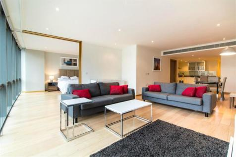 West India Quay, 26 Hertsmere Road, London. 2 bedroom apartment