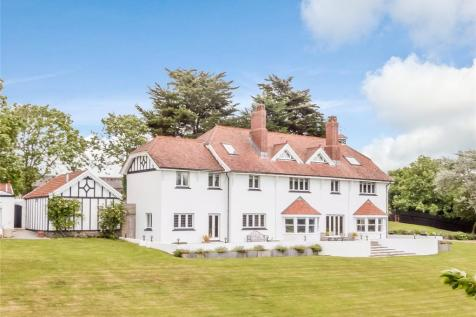 Chantry Acre, Bishopston, Gower, Swansea, SA3, South Wales - Detached / 6 bedroom detached house for sale / £1,590,000