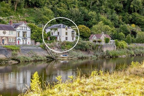 Tintern, Chepstow, Monmouthshire, NP16. 6 bedroom detached house for sale