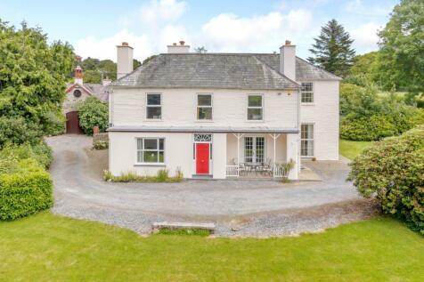 Llechryd, Nr Cardigan, Ceredigion, SA43. 6 bedroom detached house