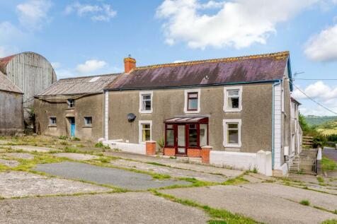 Cynwyl Elfed, Carmarthen, Carmarthenshire, SA33. 4 bedroom detached house for sale
