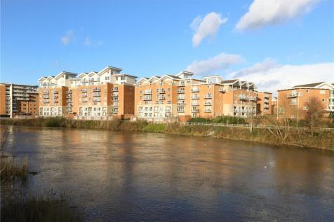 Penstone Court, Chandlery Way, Cardiff, CF10. 2 bedroom penthouse for sale